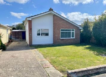 Thumbnail 3 bed detached bungalow for sale in Ashwood Close, Hayling Island