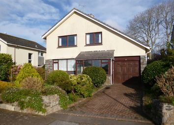 Thumbnail 4 bed detached house for sale in Tredarvah Road, Penzance