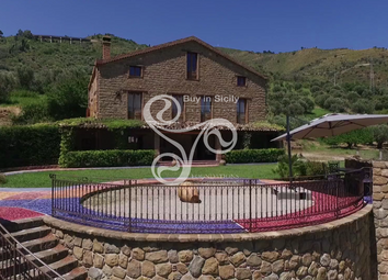 Thumbnail 8 bed villa for sale in Reitano, Messina, Sicily, Italy
