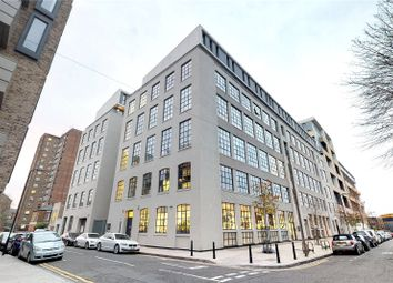 Thumbnail 2 bed flat to rent in The Textile Building, 31A Chatham Place, London