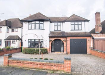 Thumbnail 5 bed detached house for sale in Nelmes Crescent, Hornchurch