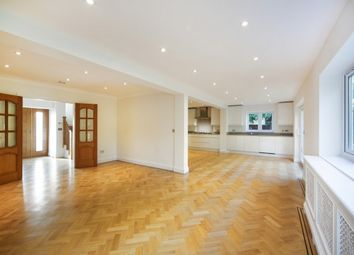 Thumbnail 6 bedroom detached house to rent in The Paddocks, Weybridge