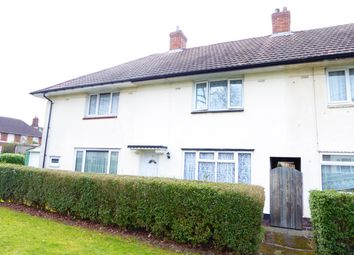 Thumbnail 2 bed terraced house for sale in Somerford Road, Birmingham
