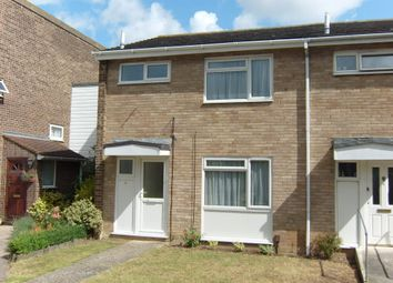 Thumbnail 3 bed end terrace house for sale in Falcon Court, Peregrine Drive, Sittingbourne, Kent