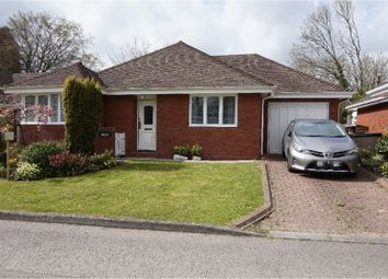 Thumbnail 3 bed detached bungalow for sale in New Road, Begelly, Kilgetty