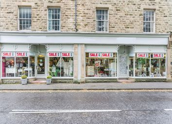 Thumbnail Commercial property for sale in Church Street, Baslow, Bakewell