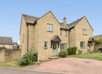 Thumbnail 3 bed semi-detached house for sale in Chadlington, Oxfordshire