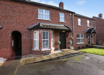 Thumbnail 3 bed town house for sale in Montgomery Chase, Belfast