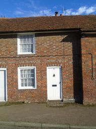Thumbnail 2 bed terraced house for sale in The Street, Petham, Canterbury