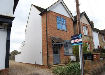 Thumbnail 2 bed semi-detached house to rent in Heronsgate Road, Chorleywood, Rickmansworth