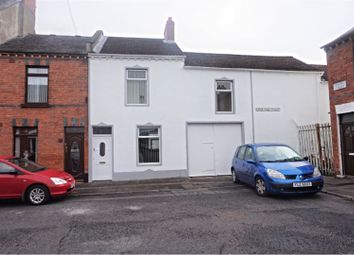Thumbnail 4 bed end terrace house for sale in Upper Riga Street, Belfast