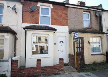 Thumbnail 3 bedroom terraced house for sale in Gordon Road, Northfleet, Kent