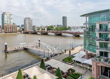 Thumbnail 2 bed flat for sale in Hamilton House, St George Wharf, Vauxhall, London