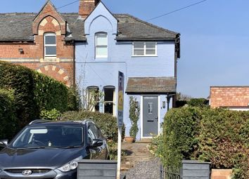 Thumbnail 1 bedroom end terrace house for sale in Old Eign Hill, Hereford