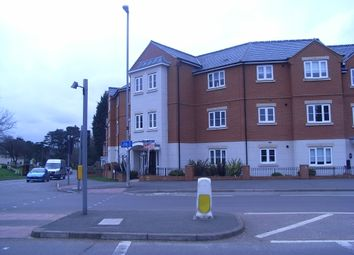 Thumbnail 2 bed flat to rent in Hallfields Lane, Leicester