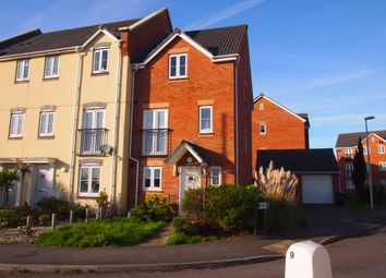 Thumbnail 4 bed town house to rent in Cutterburrow Lane, Braunton