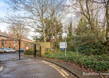 Thumbnail 3 bed flat to rent in Buxton Drive, London