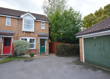2 bed semi-detached house for sale in Hillier Place, Chessington, Surrey. KT9
