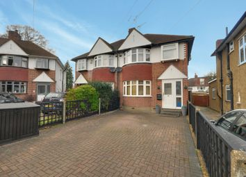 Thumbnail 3 bed terraced house to rent in Whitton Manor Road, Isleworth