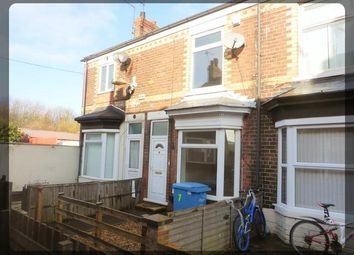 Thumbnail 2 bedroom terraced house to rent in Maye Grove, Dansom Lane North, Hull