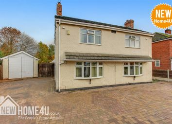 Thumbnail 4 bed detached house for sale in Lawrence Street, Sandycroft, Deeside