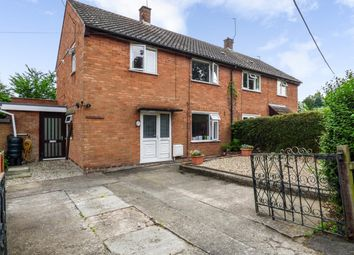Thumbnail 3 bed semi-detached house for sale in Weston Road, Morda, Oswestry