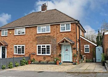 Thumbnail 3 bed semi-detached house for sale in Petworth Road, Witley, Godalming