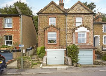 Thumbnail 3 bed semi-detached house for sale in Latimer Road, Godalming, Surrey