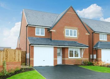 "Thumbnail 4 bedroom detached house for sale in ""Guisborough"" at Laughton Road, Thurcroft, Rotherham"