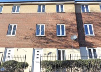 Thumbnail 3 bed terraced house for sale in Eagle Way, Hampton Vale, Peterborough