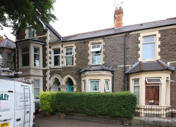 Thumbnail 3 bed terraced house for sale in Bangor Street, Roath, Cardiff