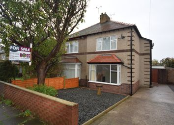 Thumbnail 3 bed semi-detached house for sale in Holebeck Road, Barrow-In-Furness, Cumbria