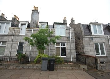Thumbnail 1 bed flat to rent in Sunnybank Place, Aberdeen