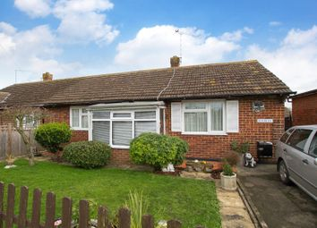 Thumbnail 2 bedroom semi-detached bungalow for sale in Talbot Avenue, Herne Bay