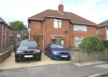 Thumbnail 3 bedroom semi-detached house for sale in Booth Street, Bloxwich, Walsall