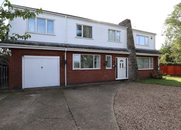 Thumbnail 6 bed detached house for sale in Stow Park Road, Marton, Gainsborough