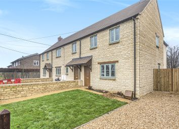 New Road, Long Hanborough, Witney OX29. 3 bed end terrace house for sale