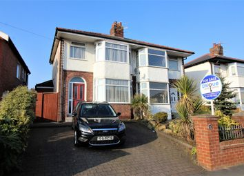 Thumbnail 3 bed semi-detached house for sale in Dudley Avenue, Blackpool