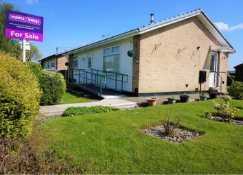Thumbnail 2 bed detached bungalow for sale in Falston Road, Nottingham