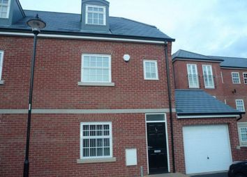 Thumbnail 4 bed semi-detached house to rent in Hamilton Mews, Doncaster, Doncaster