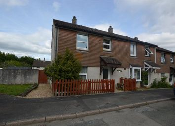 Thumbnail 3 bedroom terraced house to rent in Prouse Rise, Saltash, Cornwall