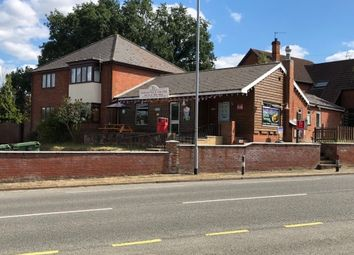 Thumbnail Hotel/guest house for sale in Martlesham, Suffolk