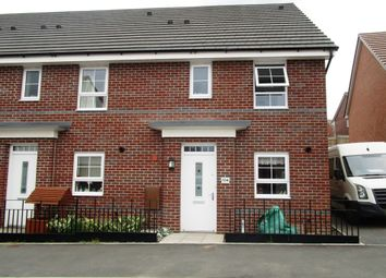 Thumbnail 3 bed end terrace house for sale in Columbia Crescent, Oxley, Wolverhampton