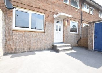 Thumbnail 3 bed terraced house to rent in Welland Vale Road, Corby