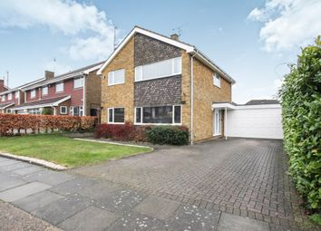 Thumbnail 4 bedroom detached house for sale in Ringwood Road, Luton