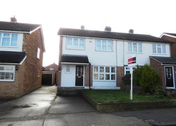 Thumbnail 3 bed semi-detached house for sale in Bush Hall Road, Billericay
