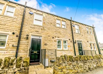 Thumbnail 2 bedroom town house for sale in Woodhead Road, Holmbridge, Holmfirth