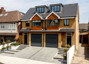Thumbnail 2 bed semi-detached house for sale in Elmfield Avenue, Teddington