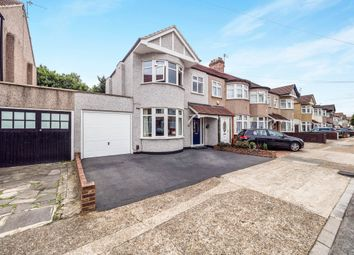 Thumbnail 3 bed end terrace house for sale in Parkside Avenue, Romford