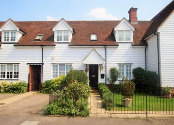 4 bed semi-detached house for sale in The Courtyard, Bradford Street, Braintree, Essex CM7